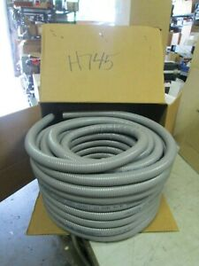 International Metal Hose Co Eflt 3 4 100 Ft 4322 Gray nib