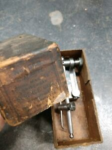 Starrett 56 b Surface Gage With Scribe For Machinist Tool Die Maker Gauge