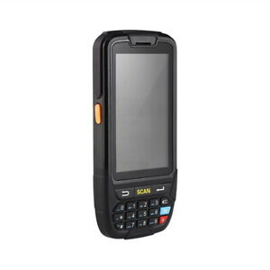 1d Barcode Scanner Handheld Terminal Pda Android 7 0 Warehouse Industrial 4g Gps
