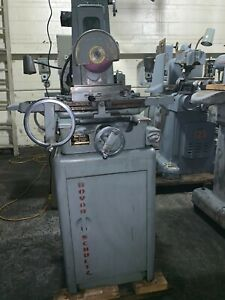 Boyar Schultz 612 Deluxe Manual Surface Grinder