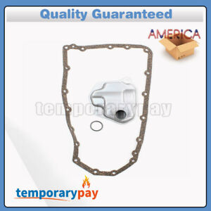 New 2x Transmission Oil Filter Gasket Fits Nissan Altima Murano Rogue