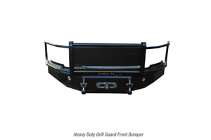 Iron Cross Textured Grill Guard Front Bumper For 03 05 Dodge Ram 2500 3500