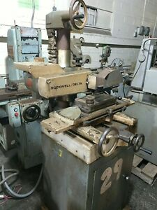 Rockwell Delta 6 X 12 Swiveling Head Surface Grinder