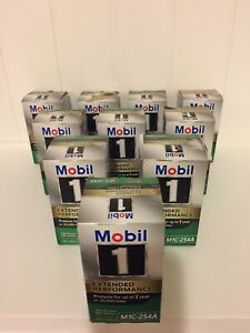 Lot Of 10 ten Engine Oil Filter Mobil 1 M1c 254a