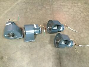 Fasco 1 4 Hp Squirrel Cage Blower Fan New Old Stock