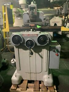 Taft Peirce 6 X 12 Tilting Head Permanent Magnetic Chuck Surface Grinder