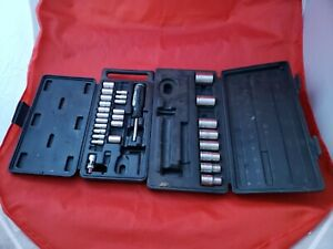 Case Ih 1 4 Drive 1 2 Drive Socket Set Incomplete Made By Williams
