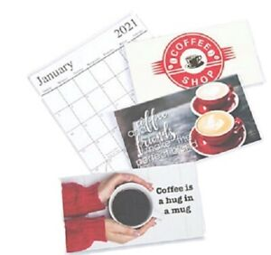 2020 2021 not 2021 22 Coffee 2 Year Planner Pocket Calendar free Shipping