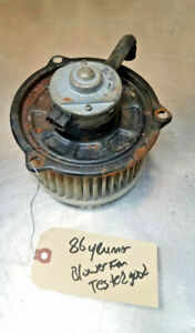 84 88 Toyota Pickup Truck 4runner Hvac Heater Heat Blower Fan Motor Oem Parts