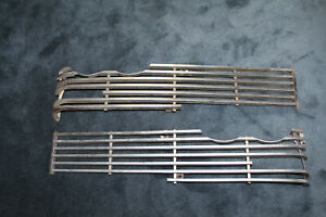 1958 Plymouth Grille Left And Right Side
