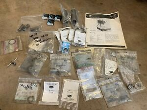 Dumore Drill Press Model 8323 Parts Lot