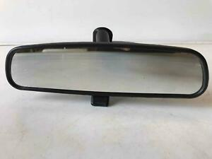 2003 2004 2005 2006 2007 Honda Accord Black Interior Manual Rear View Mirror Oem