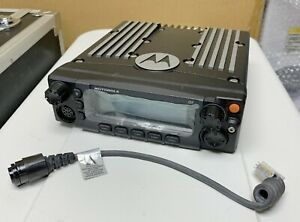 Motorola Xtl 5000 800mhz Digital P25 Mobile Radio M20urs9pw1an