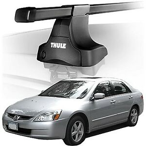 Complete Thule 58 Square Bar 480 Traverse Roof Rack Acura Tl 2009 2014
