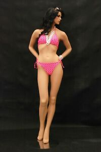 Adult Fleshtone Female Full Body Realistic Fiberglass Fashion Mannequin