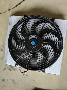 Engine Cooling Fan 14 Inch 2000 Cfm Universal