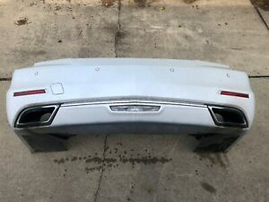2014 2015 2016 Cadillac Cts Rear Bumper Assembly Oem Gm