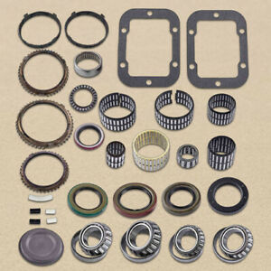 Master Rebuild Kit Chevy 1996 Up W Needles Includes Synchros Nv4500