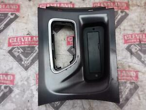 2015 2018 Dodge Charger R T Oem Center Console Shifter Shift Bezel Trim Gray