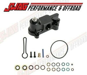 Ford 6 0l Powerstroke Adjustable Fuel Pressure Regulator Blue Spring Seal Kit