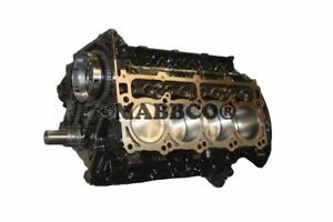 Remanufactured Chrysler Dodge 5 7 345 Short Block 2005 2008 Hemi With Mds