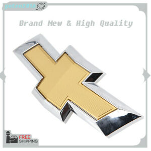 Chevy Gold Front Grill Bowtie Emblem Fits To Chevrolet Malibu 2017 2018
