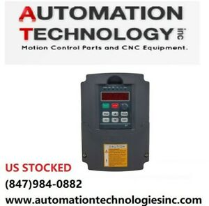 Us Ship 3kw 4hp Variable Frequency Drive Inverter Cnc Vfd Single To 3 Phase