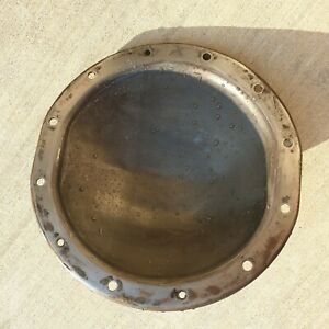 Gm 12 Bolt Axle O Differential Cover