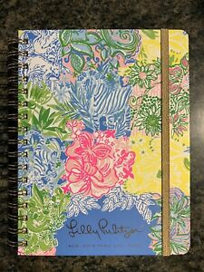 Lilly Pulitzer Large Planner 2019 2020 In Cheek To Cheek New Agenda