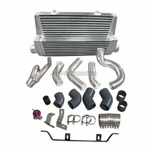 Intercooler Piping Kit Y Pipe For 98 05 Is300 2jz gte 2jzgte Twin Turbo Black