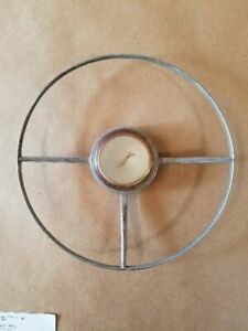 1955 Studebaker Horn Ring With Button