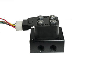 V Accurate Vu2 Solenoid Valve Manifold For Air Bag Suspension With 3 8 Ports