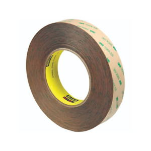 3m Adhesive Transfer Tape 9472le Clear 1 In X 60 Yd 5 2 Mil