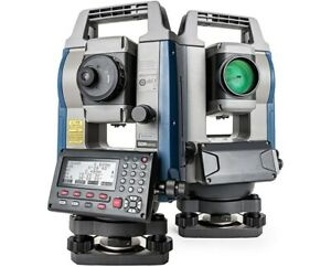 Sokkia Im 50 Series Construction Survey 30x Magnify Reflectorless Total Station