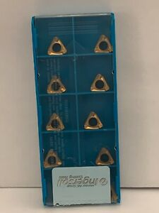 Ingersoll Thls060408r In2530 Carbide Inserts Lot Of 10
