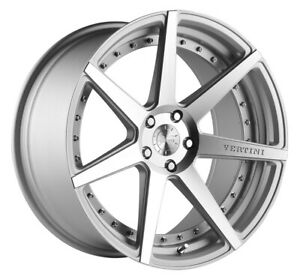22 Vertini Dynasty Wheels Rims For Bentley Continental Gt Flying Spur