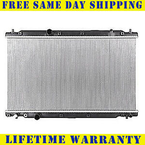 Radiator For Honda Fits Cr V 1 5l Turbocharged 13626