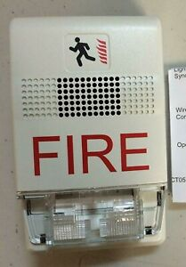 Est Edwards G1f vm Genesis Field Configurable Wall mount Horn Strobe Fire Alarm
