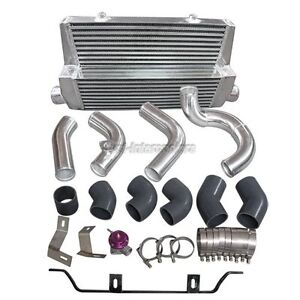 Intercooler Piping Kit For 98 05 Lexus Is300 2jz Gte Single Top Mount Turbo