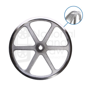 Lower Saw Wheel Double Flange For 3334 Biro Meat Saws