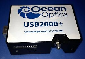 Ocean Optics Usb2000 Uv vis Spectrometer 200 850 Nm