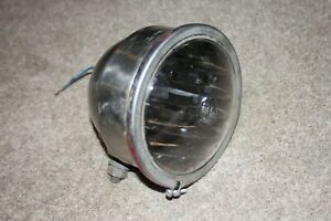Per Lux 200 T Lights Lot Of 3 For Restoration Or Parts