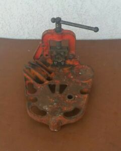 Ridgid Tristand Tsy 2 1 2 Yoke Pipe Vise 1 8 To 2 1 2 Made In The Usa No Legs