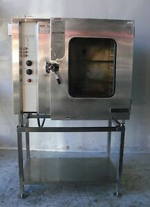 Used Alto Shaam Hud 10 10 Combi Oven Steamer 208v Free Shipping