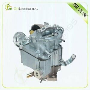 Car 1 Barrel Carburetor For Chevrolet Gmc L6 Eingines 4 1l 250 4 8l 292