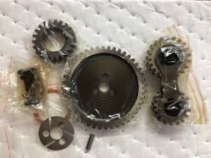 Timing Gear Drive System Small Block Chevy