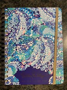 Lilly Pulitzer Large Planner 2019 2020 In Wave After Wave New Agenda