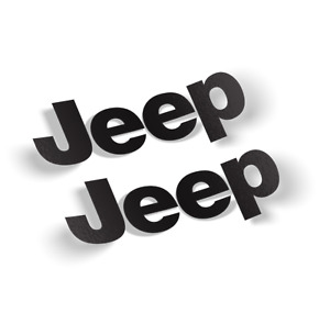 Jeep Decal Vinyl Sticker buy 1 Get 2 Free Shipping