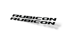 Rubicon Decal Vinyl Sticker buy 1 Get 2 Free Shipping