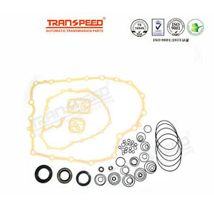 Fb2 Fb3 Transmission Rebuild Kit Overhaul Seal For Honda Civic Transpeed T11902a